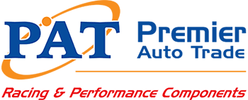 pat racing and performance logo